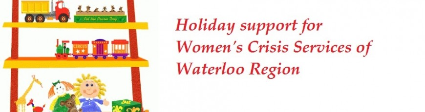 Holiday Giving To Women's Crisis Services