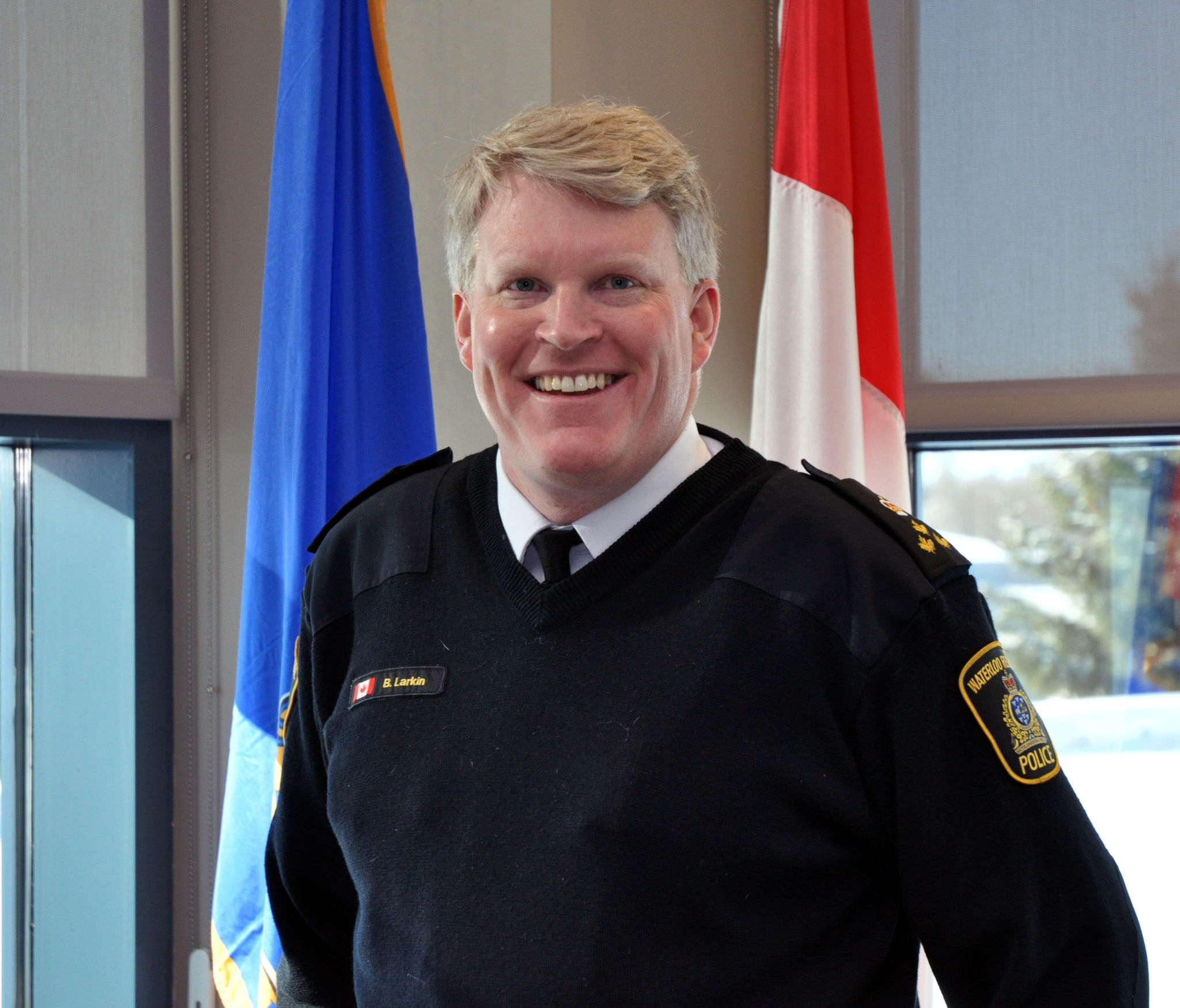 One Act – WRPS Chief Bryan Larkin