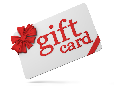 The Gift of Gift Cards