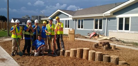 RHC Builds for the Children