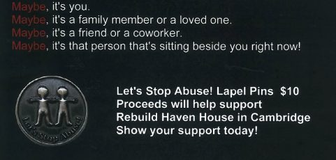 Stop abuse with Little M Pins