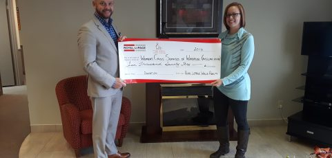 Wolle Realty Reaches past $10,000 for Women and Children
