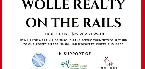 Wolle Realty on the Rails